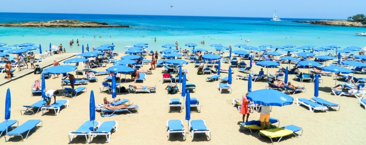 Beaches Protaras